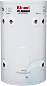 Rinnai hot flow electric hot water heater