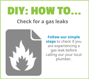 How to check your Sydney property for a gas leak